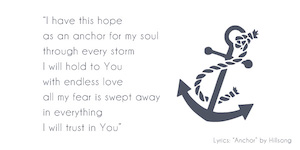 Anchor For My Hope