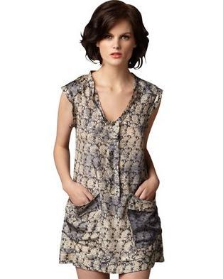 summer dresses, nanette lepore, cusp