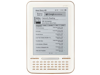 Google e-Reader iRiver Story HD Review and Spec