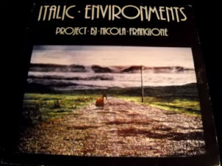 V/A-ITALIC ENVIRONMENTS-PROJECT BY NICOLA FRANGIONE, LP, 1985, ITALY