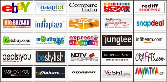 Best shopping sites in india list 2018 top online for Online shopping websites list