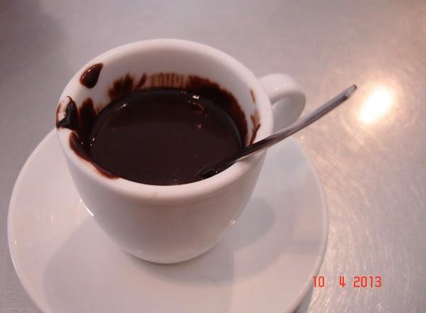Ciocolata calda la Muzeul Ciocolatei