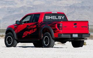 Ford F SVT Raptor Shelby