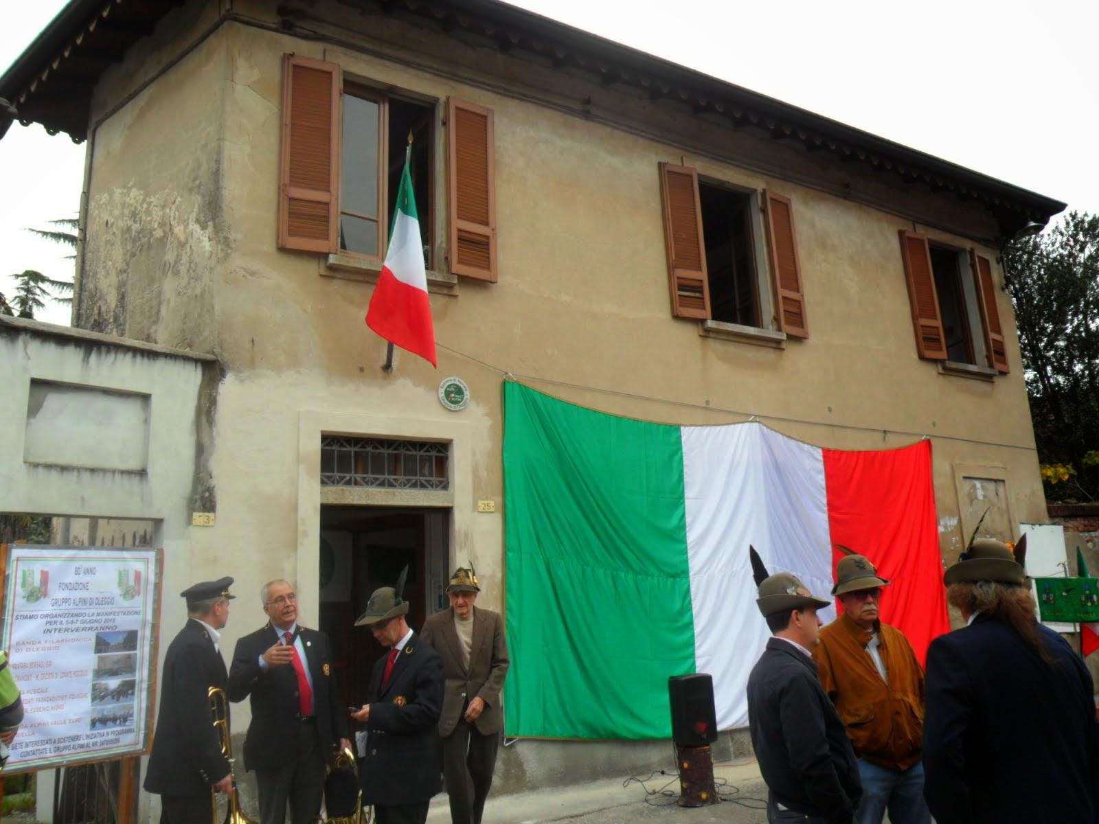 inaugurazione sede Oleggio