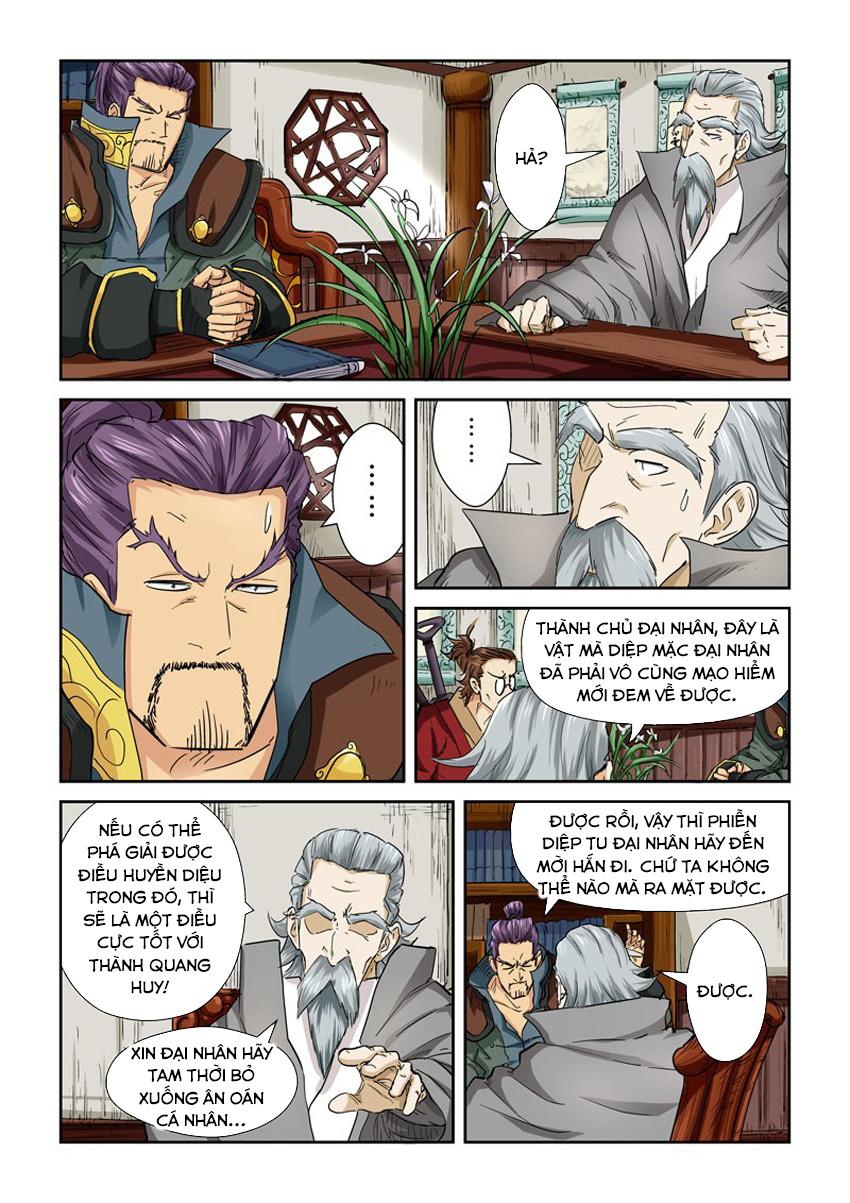 Yêu Thần Ký Chapter 118 - Hamtruyen.vn