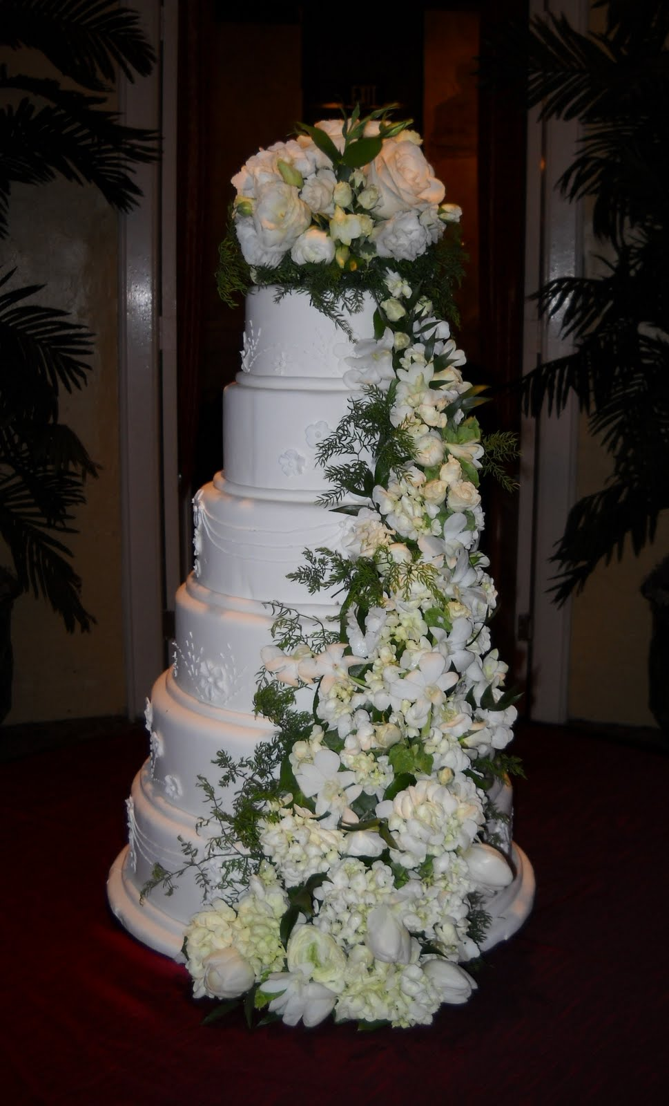 Captivating Wedding Cakes New Orleans