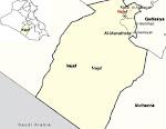 Najaf Map