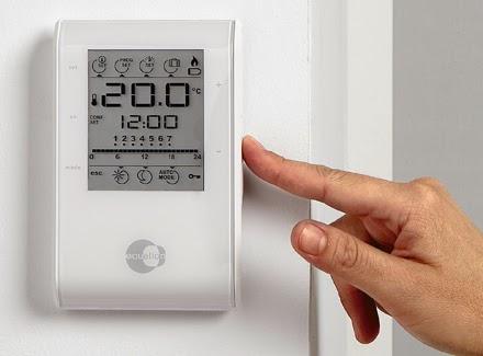 hogares verdes apagar y encender la calefacci n o