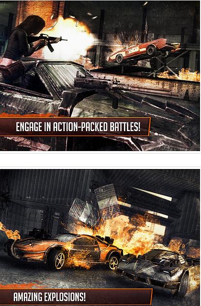 Death Race: The Game 1.0.4 Apk MOD