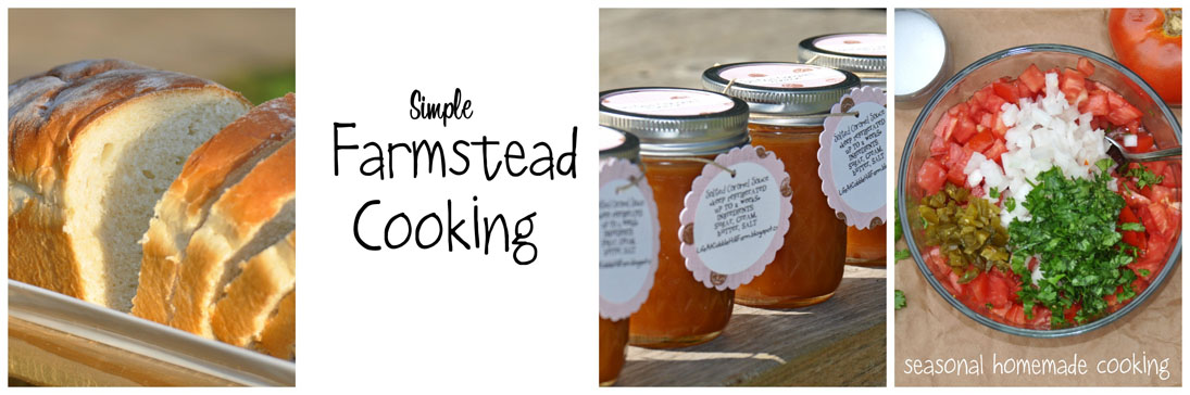 Simple Farmstead Cooking