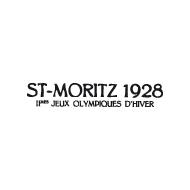Logotipo Sankt Moritz 1928