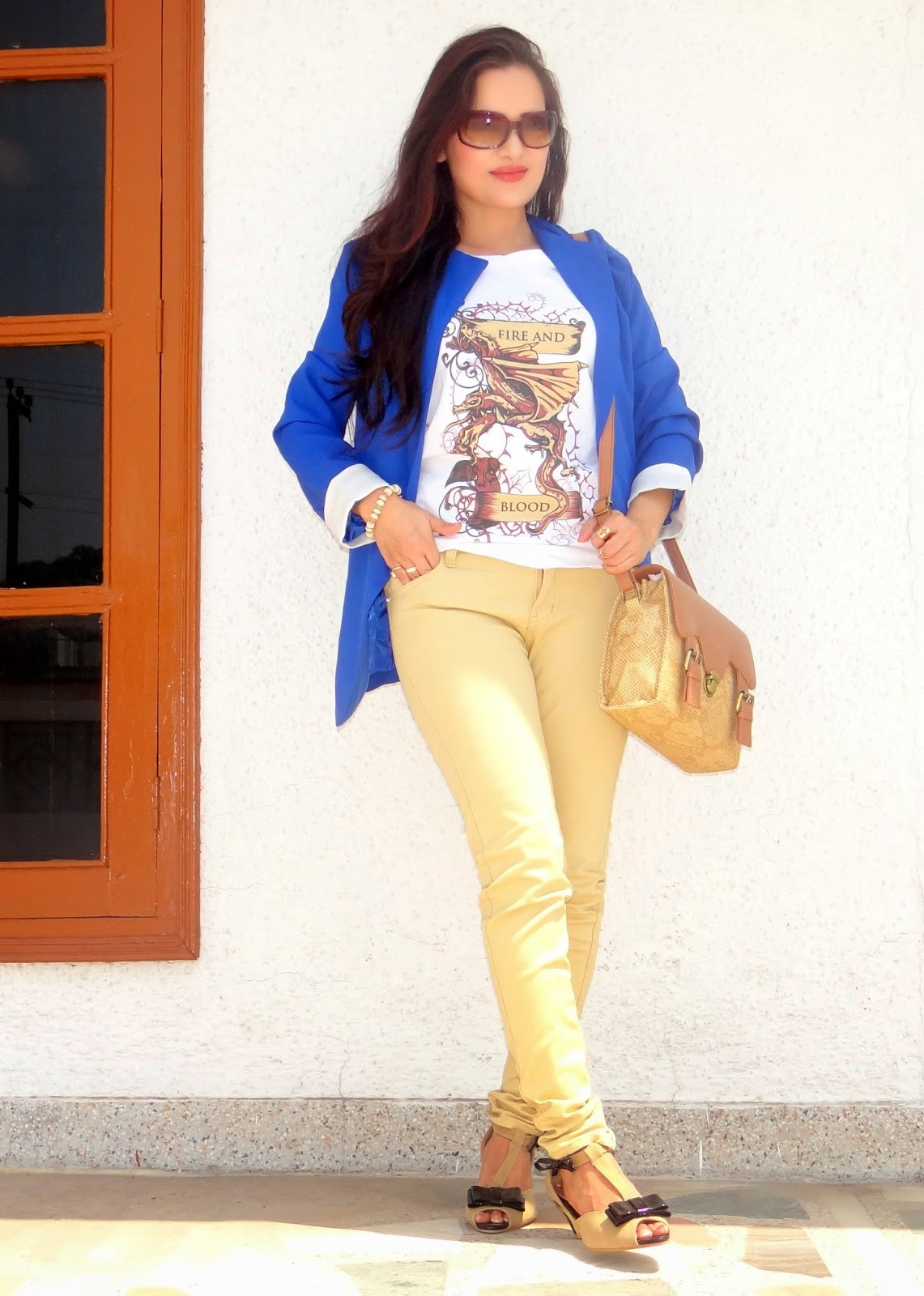 How to nail a casual look-OOTD, Chamber of Beauty