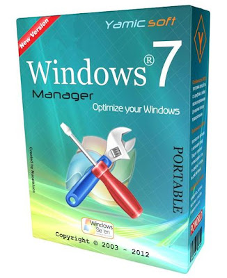 Windows 7 Manager 4.1.9 Final With Crack