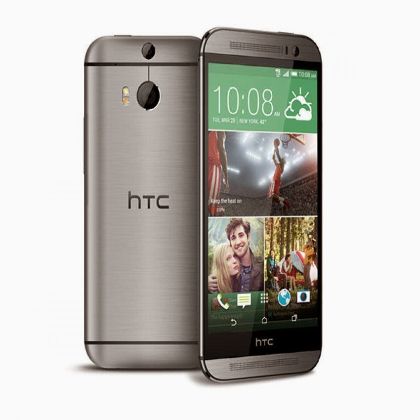 HTC ONE M8 - Beritagadgets.com