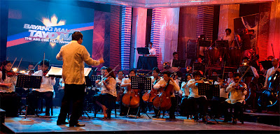 ABS-CBN Philharmonic Orchestra with Maestro Ryan Cayabyab
