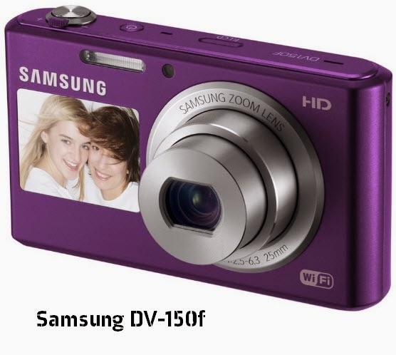 Review Harga dan Spesifikasi Samsung DV-150f - Wifi 16MP