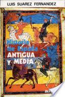Historia de Espana antigua y media de Luis Suárez Fernández