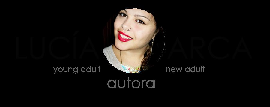 Lucía Arca autora