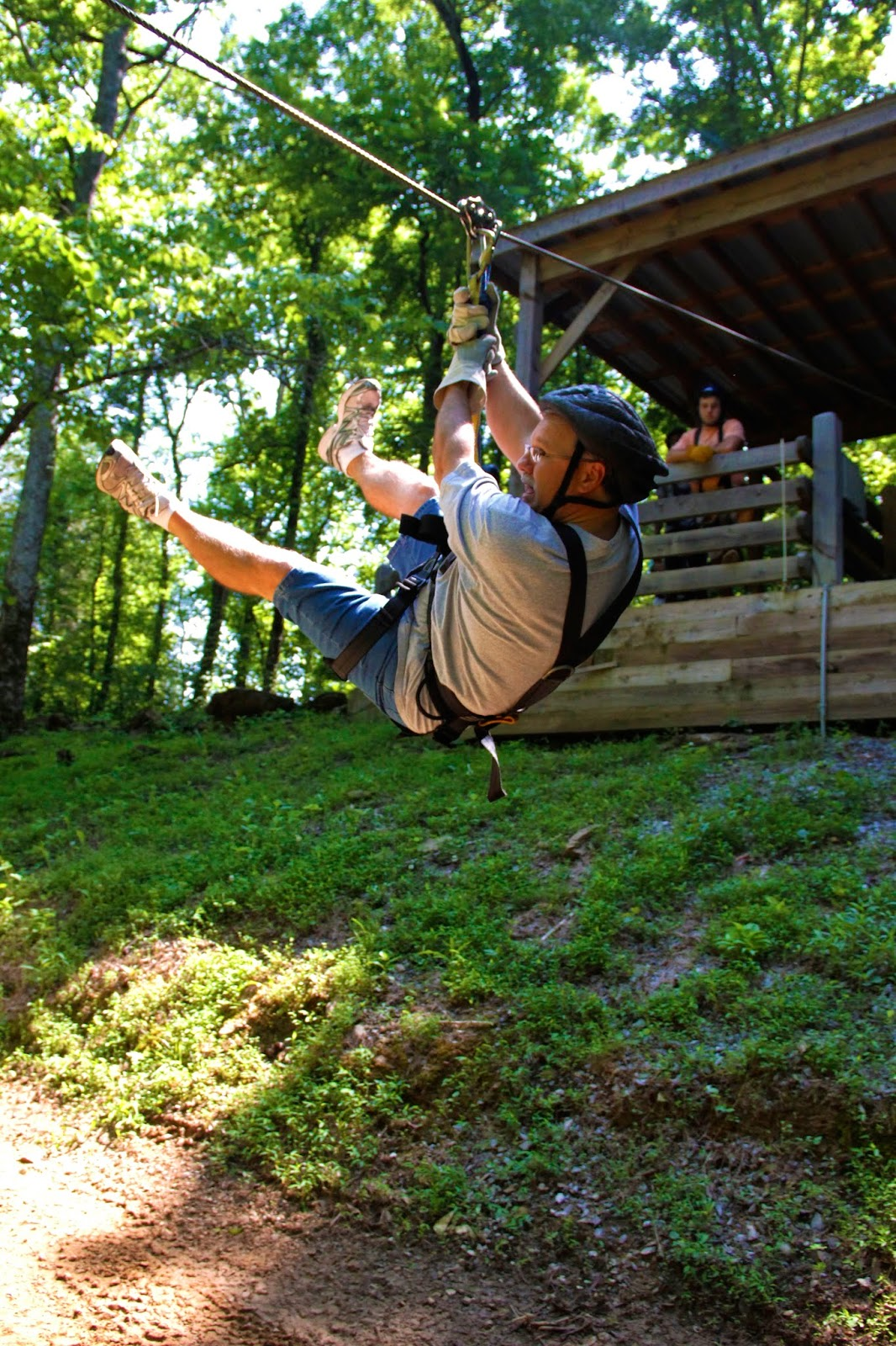 Extreme outdoor adventures near Pigeon Forge, TN