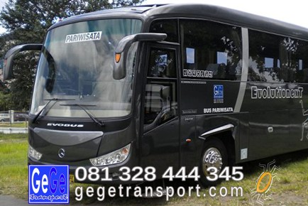 Bus pariwisata surabaya jakarta bandung bali Yogyakarta semarang