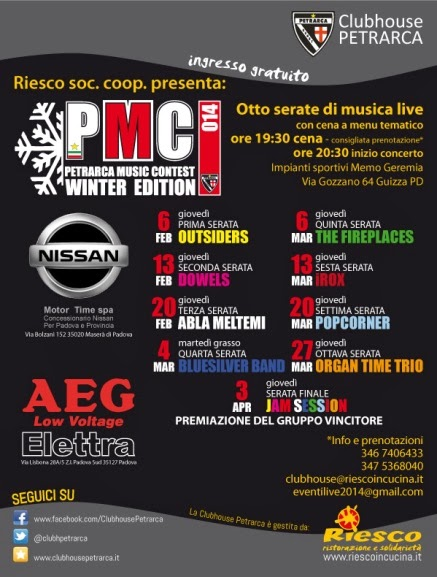 PMC 014 Winter Edition