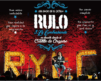 Una Noche En El Castillo CD/DVD