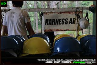 BAGUIO TREE TOP ADVENTURE