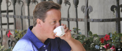 David Cameron No Tip