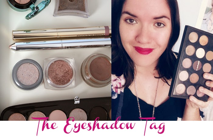 The Eyeshadow Tag