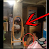What The!!? When his  Friend Took A photo of Him, What They Saw in the Mirror Is Unbelievable . SCARY!