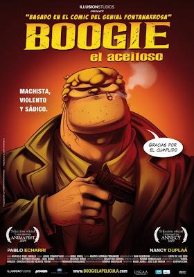 Boogie El Aceitoso Latino