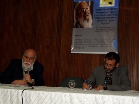 Instituto Presidente Kennedy faz evento pedagógico homenageando Paulo Freire