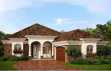 contoh1 gambar rumah mewah top di eropa