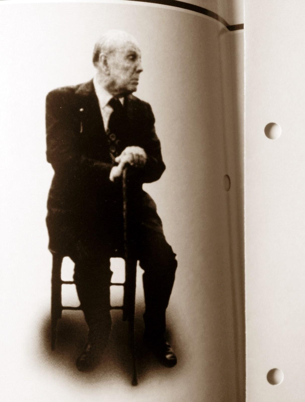 Borges todo el a o jorge luis borges eleg a for Borges el jardin