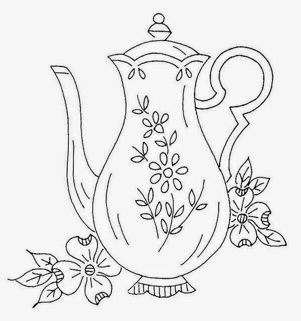 Patrones para Bordados, Embroidery Patterns, Embroidery Designs