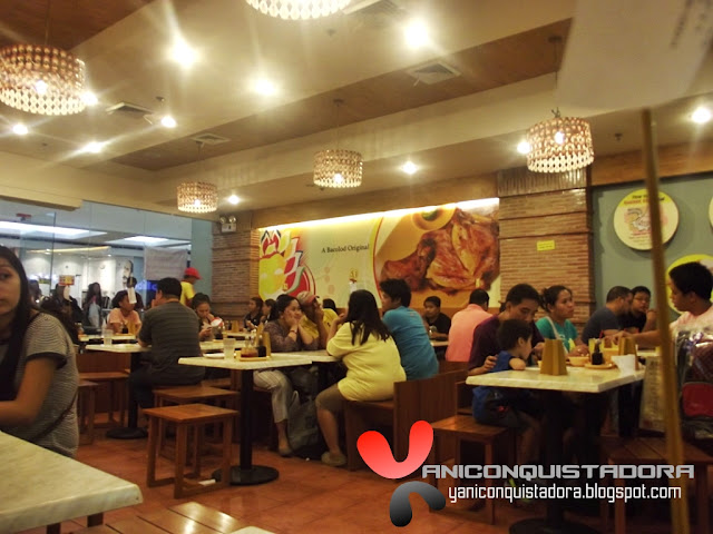 CHICKEN DELI in SM North: A Bacolod Original