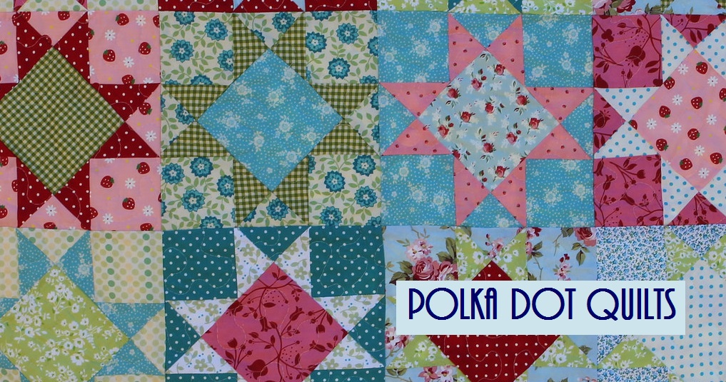 Polka Dot Quilts