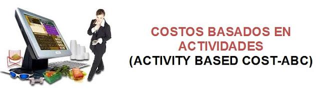 Costos basado en actividades-método abc de costos.