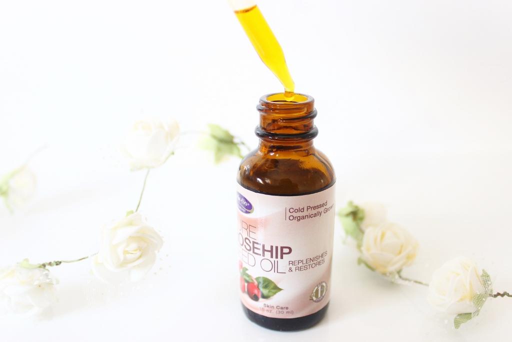 pure rosehip seed oil moisturiser