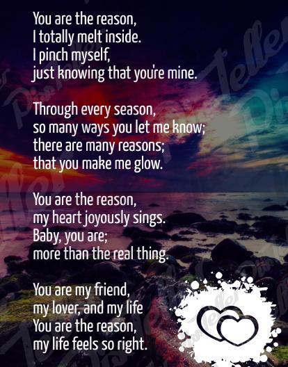 Emotional Love Poem for Boyfriend