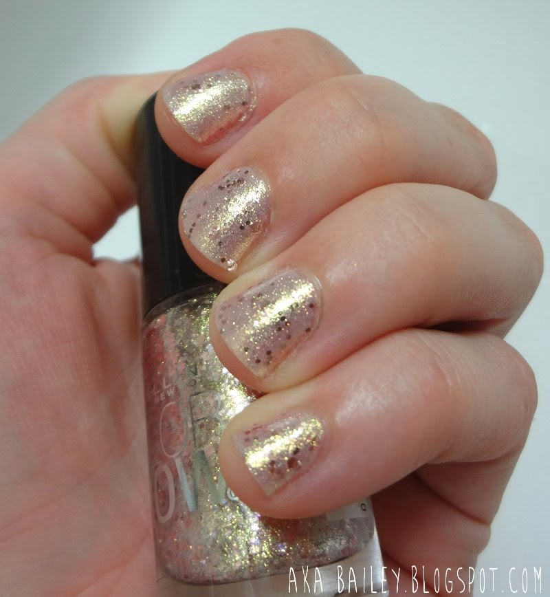 Maybelline Color Show Gilded Rose nail polish