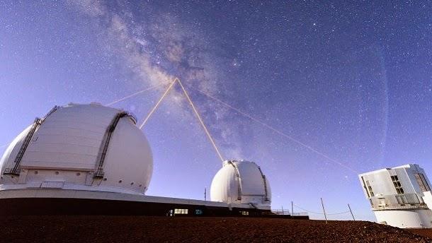 Estamos sós no universo? Poluição extraterrestre pode responder