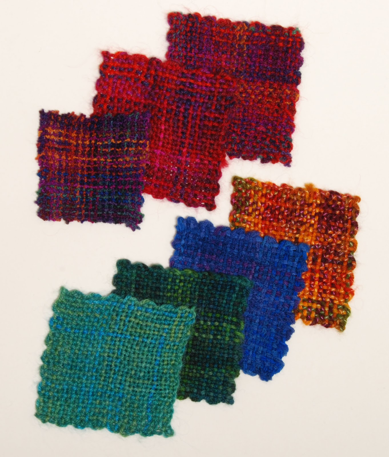 Mountain Colors - various yarns
