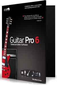 Download Guitar%2BPro%2B6 Guitar Pro v6.1 MultiLanguage Cracked