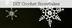 DIY Crochet Snowflakes Printable