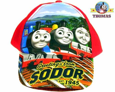 Henry and James the tank engine Red Thomas and Friends Boys Toddler Baseball Cap energetic dress