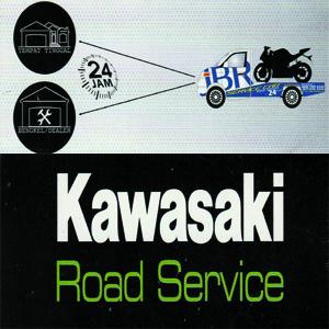 Fasilitas Road Service JBR Bagi Para Pengguna Motor Kawasaki