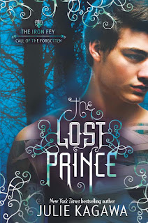 The Lost Prince by Julie Kagawa