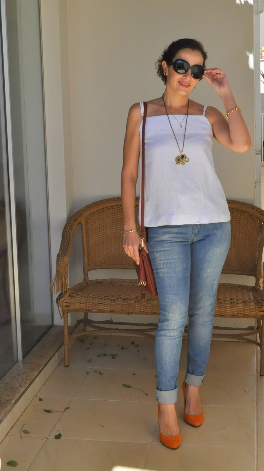 como usar jeans skinny