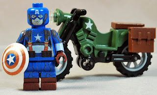 captain america fineclonier